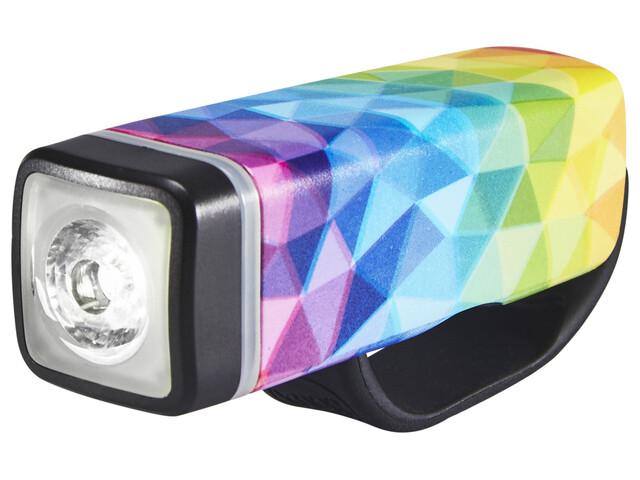 Knog POP i Cykellampa vit LED flerfärgad